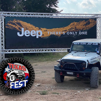 offroading event management