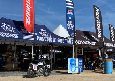 Sunday Motors promo with our partners at Red Bull Day in the Dirt